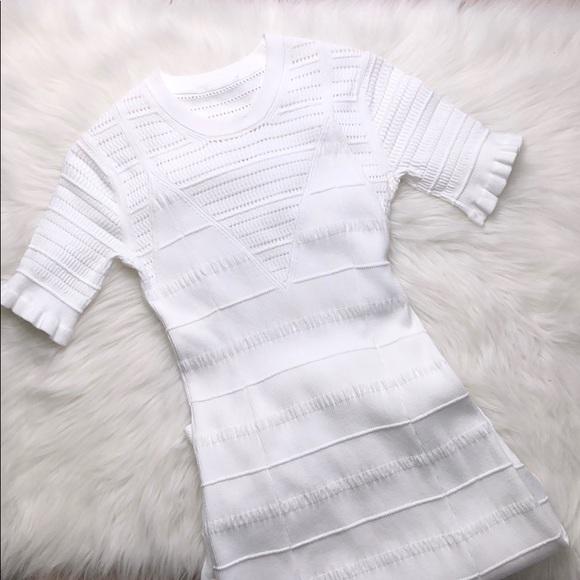 ac10e8ac7c418 Kenzo Dresses | Ribbed Knit Mini Dress Size S | Poshmark